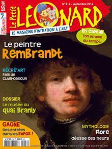 Le Petit Léonard n°216 - Septembre 2016 | L'ACTU du CDI | Scoop.it