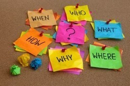 Vragen stellen werkt! | Social media | Scoop.it