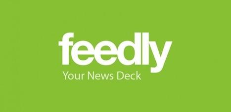Feedly se independiza de Google Reader y añade algunas novedades interesantes | chechi isern | Scoop.it