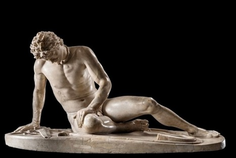 The Archaeology News Network: 'The Dying Gaul: An Ancient Roman Masterpiece from the Capitoline Museum, Rome' at the National Gallery of Art, Washington | History | Scoop.it