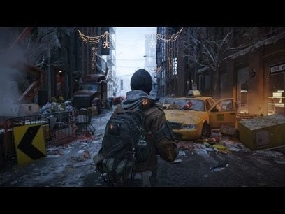 Tom Clancy's The Division Official Website - on Xbox One & PS4 | Smart Device | Scoop.it
