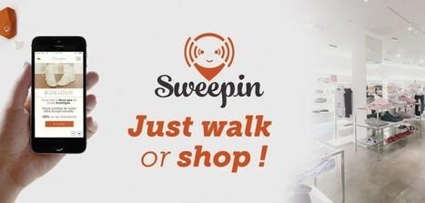 Sweepin : l'appli qui va bouleverser le commerce de proximité (et ses clients) ! | Commerce-online | Scoop.it