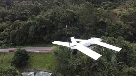 Drones take medical samples to the sky in Madagascar | Longevity science | Scoop.it