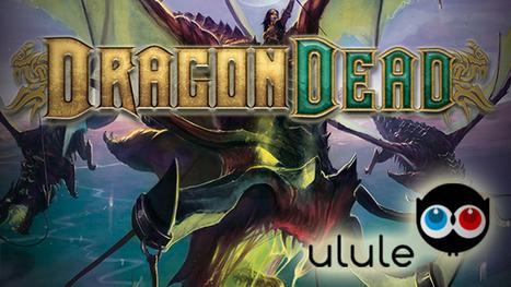 DragonDead, Le Guide du Joueur en souscription sur Ulule | Jeux de Rôle | Scoop.it