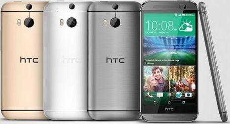 Acheter le HTC One M8 : voici les sept bonnes raisons | Aw3some Pr0ducts | Scoop.it