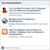 9 Facebook Social Plugins For Blogs | My Blogger Tricks | Pinterest and Facebook Tweaking | Scoop.it