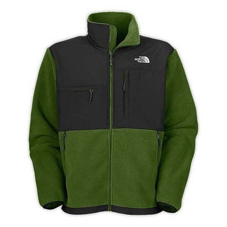 North Face Denali Fleece Jacket Conifer Green-Mens | share list | Scoop.it