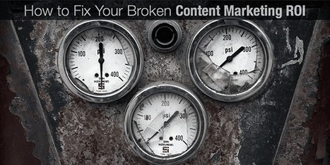 5 Ways People Fix Content Marketing | Social Media, Digital Marketing | Scoop.it