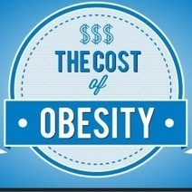 The cost of obesity | Visual.ly | Health and Wellness made simple | Scoop.it