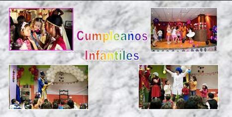 Ideas para fiestas de cumpleaños infantiles | Educapeques Networks. Portal de educación | Scoop.it