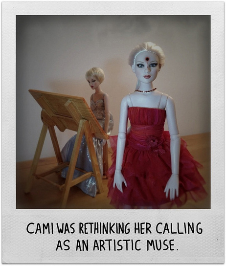Cami was rethinking her calling . . . | Virtual Identity | Scoop.it