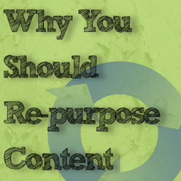Why You Should Re-purpose Content | BizzeBee | My Blog 2015 | Scoop.it