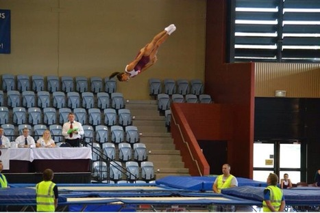 OHS in Sport (Trampolining) | OHS in Sports Psychology | Scoop.it