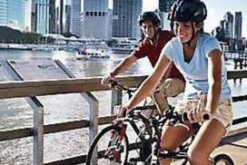 Cycling booms south of the river - Brisbane Times | Melbourne Cycling | Scoop.it