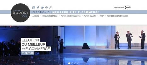 Amazon élu meilleur site e-commerce de l'année 2013   E-commerce   Scoop.it