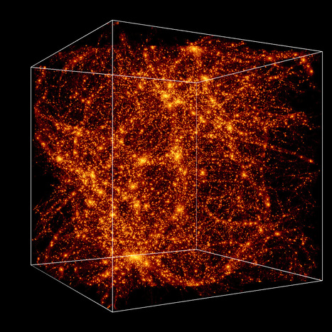 Stunning 3-D Videos of 1st Stars of the Universe | omnia mea mecum fero | Scoop.it