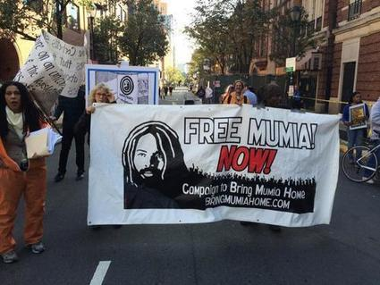 Governor Signs Law to Silence Mumia-Democracy Now! Airs Mumia | SocialAction2014 | Scoop.it