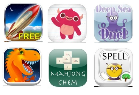 Great Teacher-Approved Educational Games for iPad ~ Educational Technology and Mobile Learning | Keep learning | Scoop.it