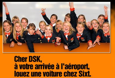 #DSK le retour | Epic pics | Scoop.it