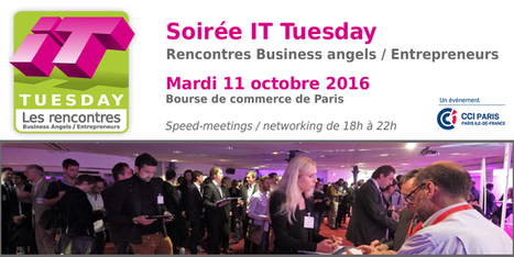 #Startup : IT Tuesday | France Startup | Scoop.it