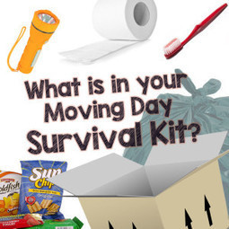 What is in Your Moving Day Survival Kit?   Boston Movers   Scoop.it