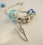 Pandora-style Wedding or Bride Bracelet | Fashionable Fingerprint Jewellery | Scoop.it