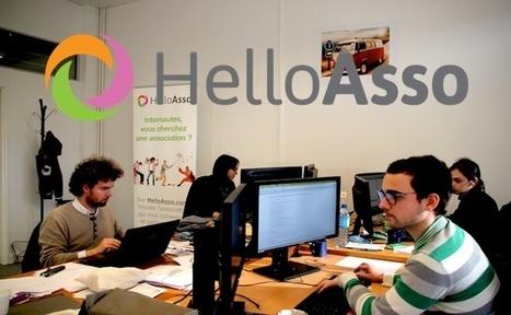 La start-up du jour : HelloAsso, le crowdfunding pour associations qui a collecté près de 6 millions d'euros | FrenchWeb.fr | techno bdx | Scoop.it