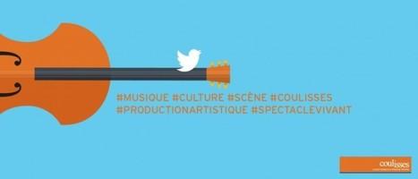 Twitter : 10 influenceurs dans le secteur du spectacle vivant | Quatrième lieu | Scoop.it