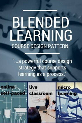 The Ultimate Blended Learning Course Design Pattern | Favorite Digital Tools | Scoop.it