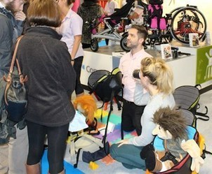 Extensive Etac R82 product and educational showcase proves highly popular at Kidz to Adultz North | R82 UK | Disability and Mobility | Scoop.it