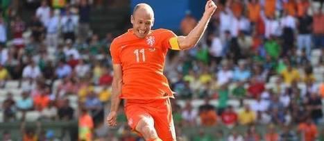 1/8 de finale : Pays-Bas 2 - 1 Mexique - Coupe du monde - Brésil 2014 | Coupe du monde - Brésil 2014 | Scoop.it