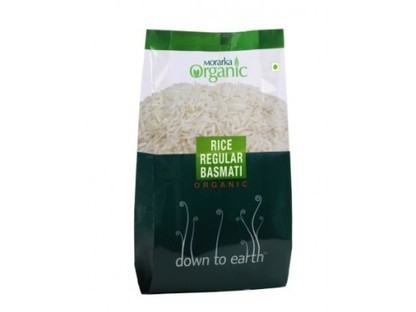 Buy Organic Regular Basmati Rice(1 KG) Online | Organic Health Food Products and Natural Beauty Products | Scoop.it