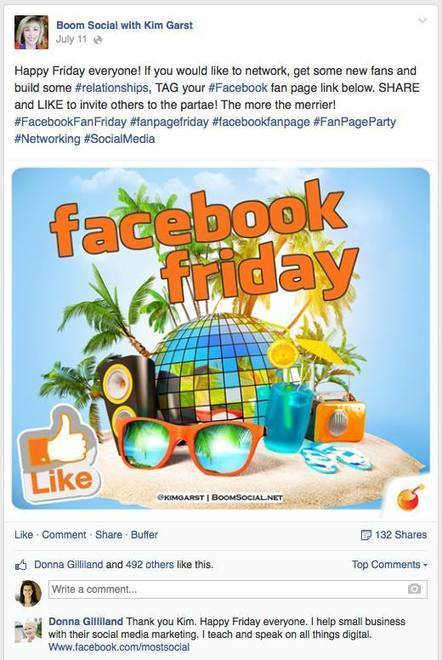 Tips from 13 Experts on How to Use Hashtags on Facebook | Ankaa Engineering | Scoop.it