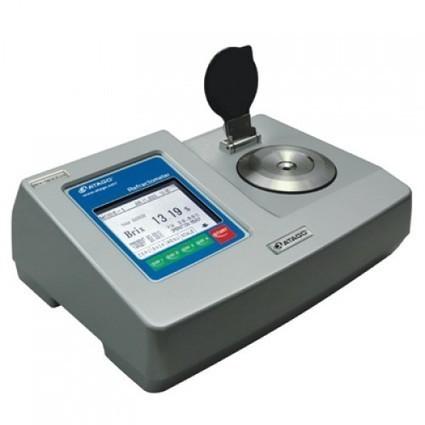 Digital Benchtop Brix/Sucrose/Refractive Index Variable Temperature Refractometer Model 3263 RX-9000 Alpha - Atago   Refractometers   Scoop.it