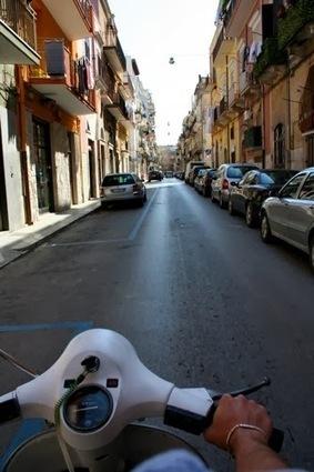 seen from a vespa | Vespa Stories | Scoop.it