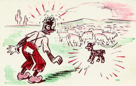 "Vintage Racist ""Humor"" Postcard | Collectors Quest | Antiques & Vintage Collectibles | Scoop.it"