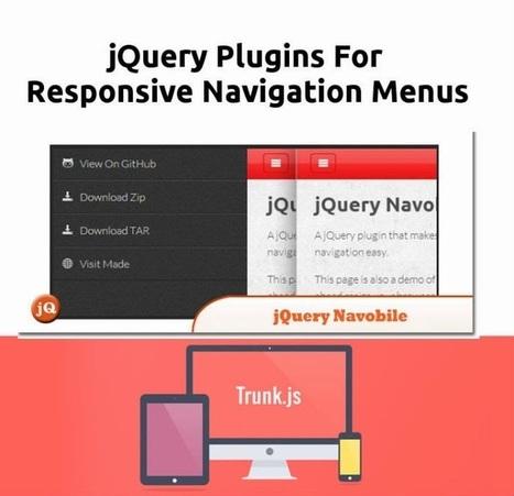 Responsive Navigation Trends You'll Love To Follow For Your Website ~ Web Designer Pad | Web Designer Pad | Scoop.it