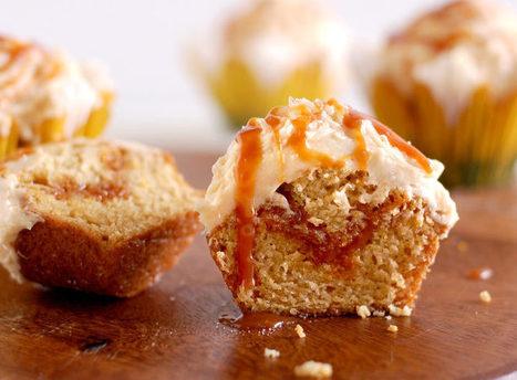 Wai Lana's Delicious Recipe :- Salted Caramel Cupcakes   Wai Lana's Kitchen   Scoop.it