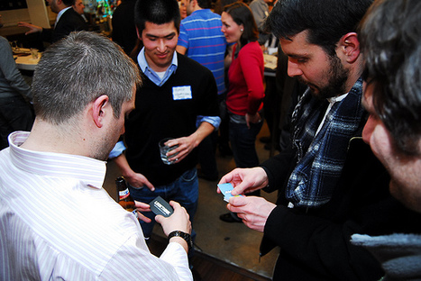 Business Networking | Cup of Coffee Networkers | Scoop.it