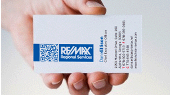 Re/Max leverages QR codes to mobilize business cards | Real Estate Plus+ Daily News | Scoop.it