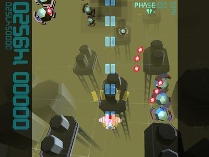 IndieGames.com - The Weblog Freeware Pick: endless procedural Doujin shmup Mok Force | Jeux Vidéo indépendants | Scoop.it