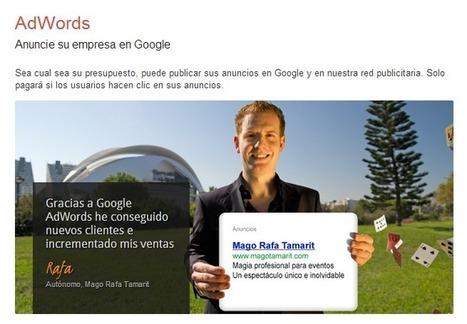 Pasos a seguir para lanzar publicidad en Google | Marketing online | Scoop.it
