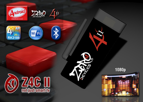 ZERO Devices Z4CII Quattro - AsiaPads.com | ASIAPADS.COM - Tablet PC - Android TV - Electronics from China | Scoop.it