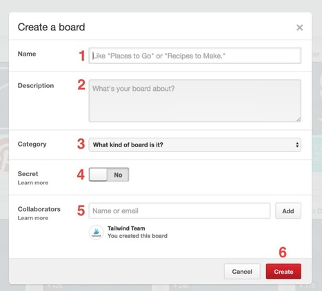Creating Pinterest Boards: Your Complete Guide | Pinterest | Scoop.it