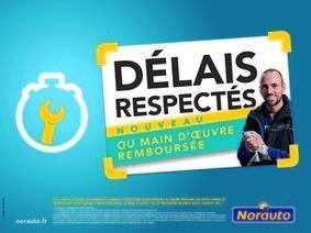 Norauto dévoile sa nouvelle stratégie de marque - Actualité franchise | Marketing - Communication & Actualités | Scoop.it