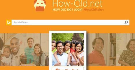 Bing estime l'âge et le sexe des personnes sur les photos | Libertés Numériques | Scoop.it