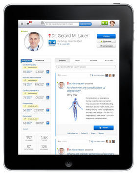 HealthTap adds two-pronged physician rating system   mobihealthnews   Future Patient   Scoop.it