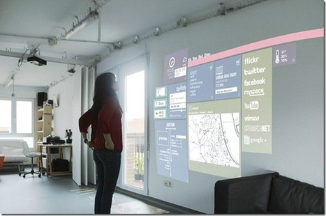 » Concept Smart House of future Future technology | Advancement in Technology | Scoop.it