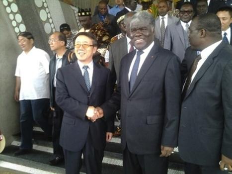 District d'Abidjan-province de Liaoning : signature d'une lettre d'intention économique | La relance de l'économie ivoirienne après la crise post-électorale | Scoop.it