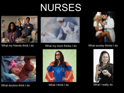 Nurses | What I really do | Scoop.it